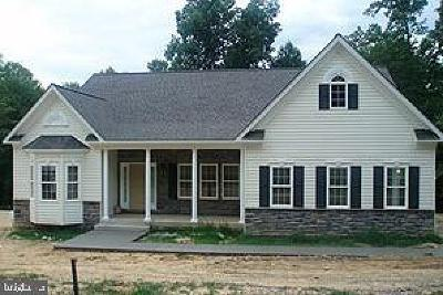 Manassas Single Family Home For Sale: 11685 Kahns Road