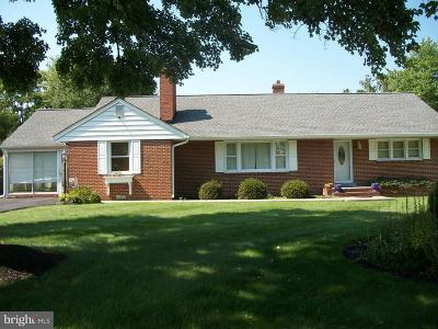 Woodbridge Single Family Home For Sale: 1404 Devils Reach Road