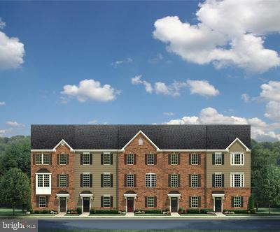 Manassas Townhouse For Sale: 0110 Willow Green Circle