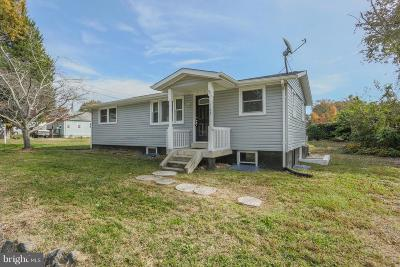 Prince William County Single Family Home For Sale: 4109 Anderson Road