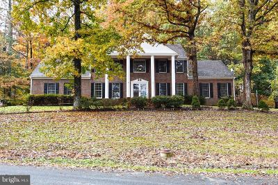 Prince William County Single Family Home For Sale: 18514 Cabin Road