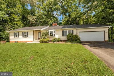Manassas Single Family Home For Sale: 7240 Yates Ford Road