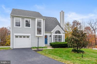 Woodbridge Single Family Home For Sale: 12490 Sulky Court