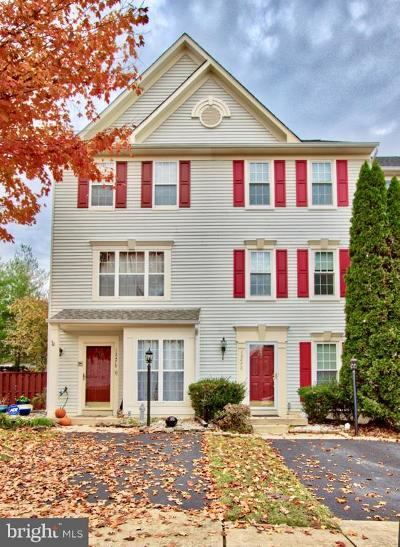 Bristow Townhouse For Sale: 13476 Grouserun Lane