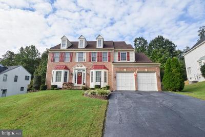 Woodbridge Single Family Home For Sale: 11720 Crest Maple Drive