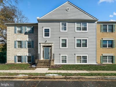 Woodbridge, Dumfries, Lorton Condo For Sale: 12215 Chaucer Lane
