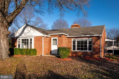Manassas Single Family Home For Sale: 13723 Dumfries Road