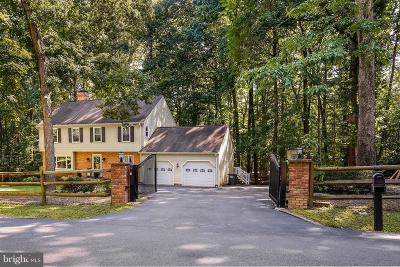 Woodbridge, Dumfries, Lorton Single Family Home For Sale: 3693 Russell Road