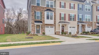 Manassas Townhouse For Sale: 10787 Hinton Way