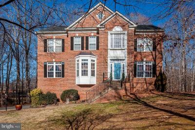 Manassas Single Family Home For Sale: 5908 Crooked Creek Drive