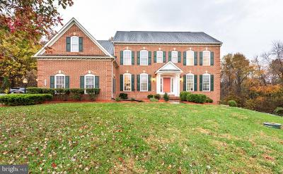 Prince William County Single Family Home For Sale: 5606 Mendelmore Way