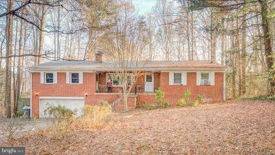 Manassas Single Family Home For Sale: 6197 Chandler Drive