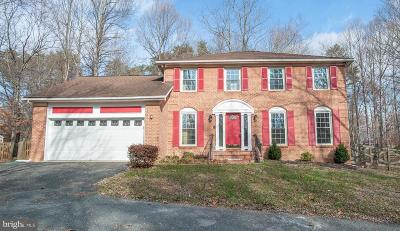 Manassas Single Family Home For Sale: 12711 Landview Drive
