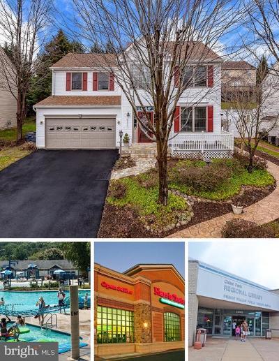 Woodbridge Single Family Home For Sale: 6234 Oakland Drive