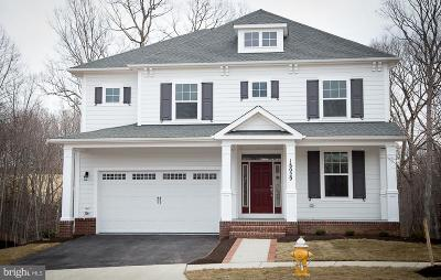 Dumfries Single Family Home For Sale: Woods View Drive