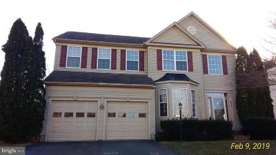 Manassas Single Family Home Active Under Contract: 9579 Allegro Drive