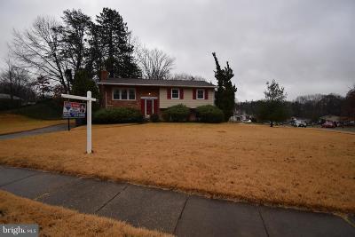 Woodbridge, Dumfries, Lorton Single Family Home For Sale: 2203 Windjammer Drive