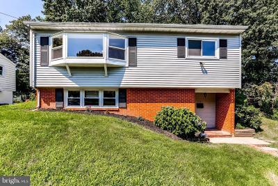 Woodbridge Single Family Home For Sale: 1521 Florida Avenue