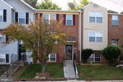 Dale City Townhouse Under Contract: 15030 Cardin Place