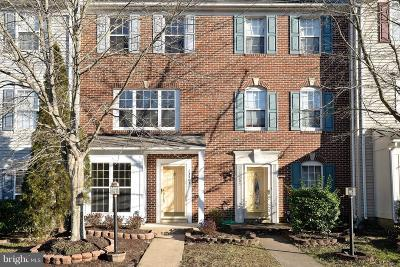 Bristow Townhouse Under Contract: 13503 Grouserun Lane