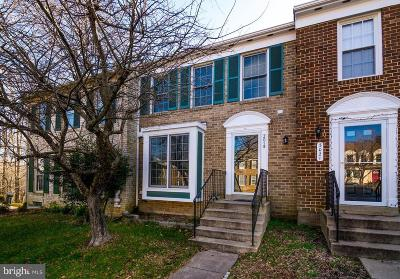 Woodbridge VA Townhouse For Sale: $314,900