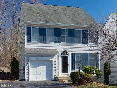 Dumfries Single Family Home For Sale: 17677 Hampstead Ridge Court