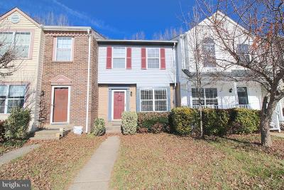Woodbridge Townhouse For Sale: 6164 Trident Lane