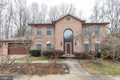 Prince William County Single Family Home For Sale: 13459 Fowke Lane