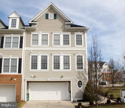 Bristow Townhouse Under Contract: 13066 Sidlaw Hills Lane