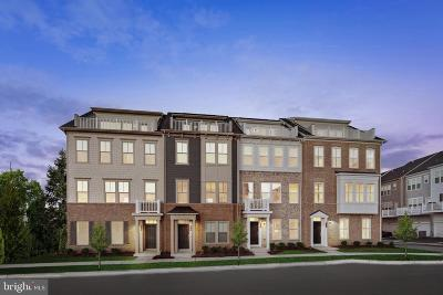 Prince William County Townhouse For Sale: 2001 Alder Lane #28