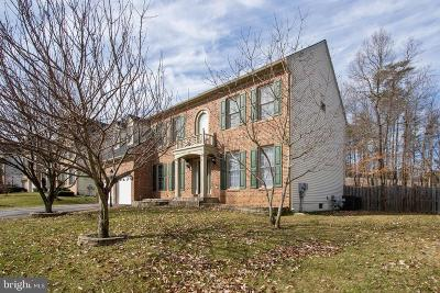 Triangle Single Family Home For Sale: 3713 Stonewall Manor Drive