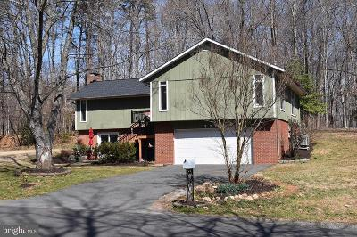 Manassas Single Family Home For Sale: 7322 Mariposa Drive