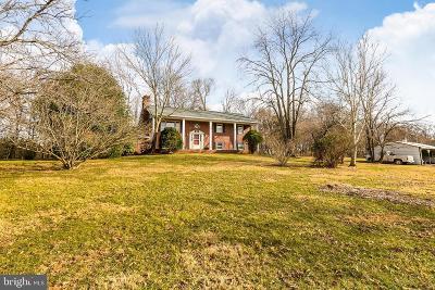 Haymarket Single Family Home Under Contract: 14591 Lightner Road