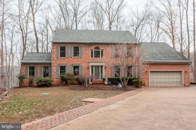 Woodbridge Single Family Home For Sale: 5147 Cannon Bluff Drive