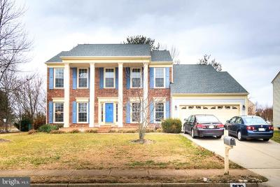 Manassas Single Family Home For Sale: 9570 Oakenshaw Drive