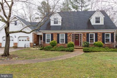 Triangle Single Family Home For Sale: 18499 Running Pine Court