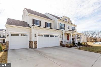 Manassas Single Family Home For Sale: 8800 Old Dominion Hunt Circle