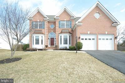 Manassas VA Single Family Home For Sale: $649,900