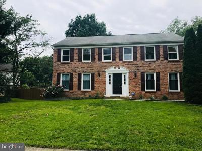 Woodbridge Single Family Home For Sale: 13608 Rush Drive