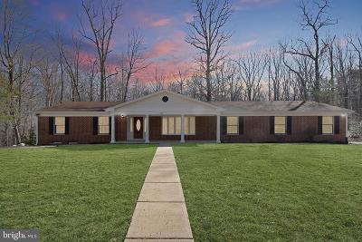 Prince William County Single Family Home Under Contract: 11549 Occoquan Oaks Lane