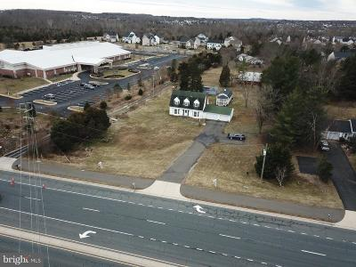 Prince William County Commercial For Sale: 9532 Linton Hall Road