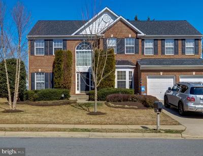 Manassas Single Family Home For Sale: 6034 Fincastle Drive