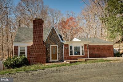 Manassas Single Family Home For Sale: 8500 Brunger Street