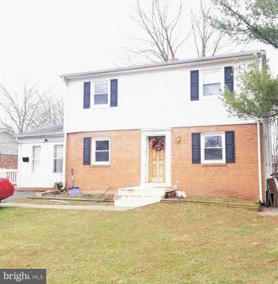 Manassas Single Family Home For Sale: 7917 Clifton Street