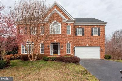 Woodbridge Single Family Home For Sale: 11701 Mercer Hill Court