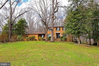 Manassas Single Family Home For Sale: 8104 Blandsford Drive