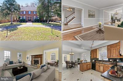 Prince William County Single Family Home For Sale: 3502 Aldie Road