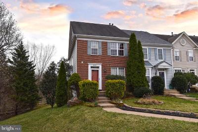 Bristow, Nokesville Townhouse For Sale: 8907 Moat Crossing Place