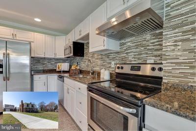 Manassas Single Family Home For Sale: 12812 Canova Drive