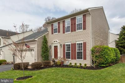 Manassas Single Family Home Under Contract: 5758 Fincastle Drive